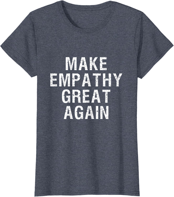 Make Empathy Great Again Men Baseball Top