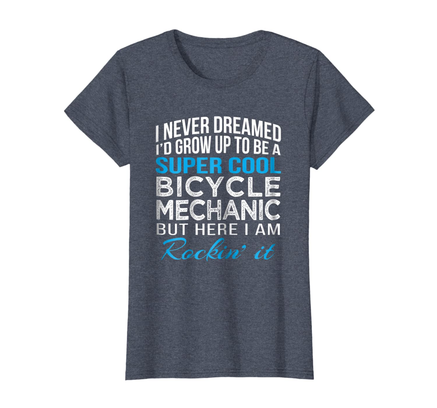 Super Cool Bicycle Mechanic Funny Gift T Shirt