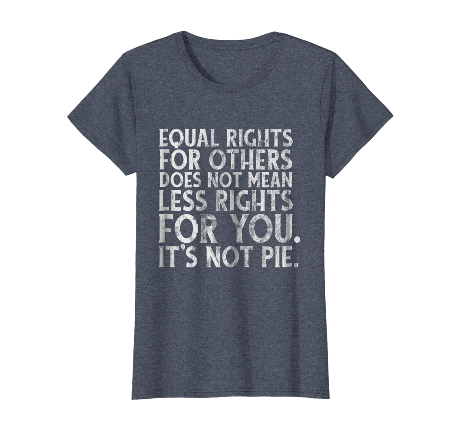 Equality, kindness, anti-trump political t-shirt-Loveshirt