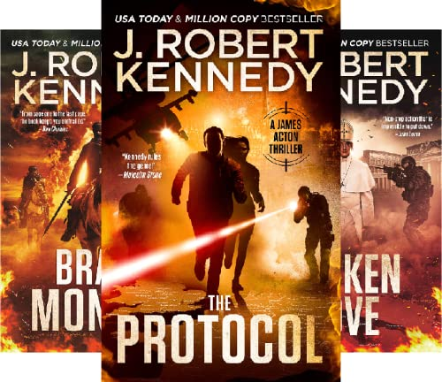 James Acton Thrillers (29 Book Series)