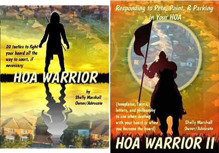 HOA Warrior (2 book series) Kindle Edition