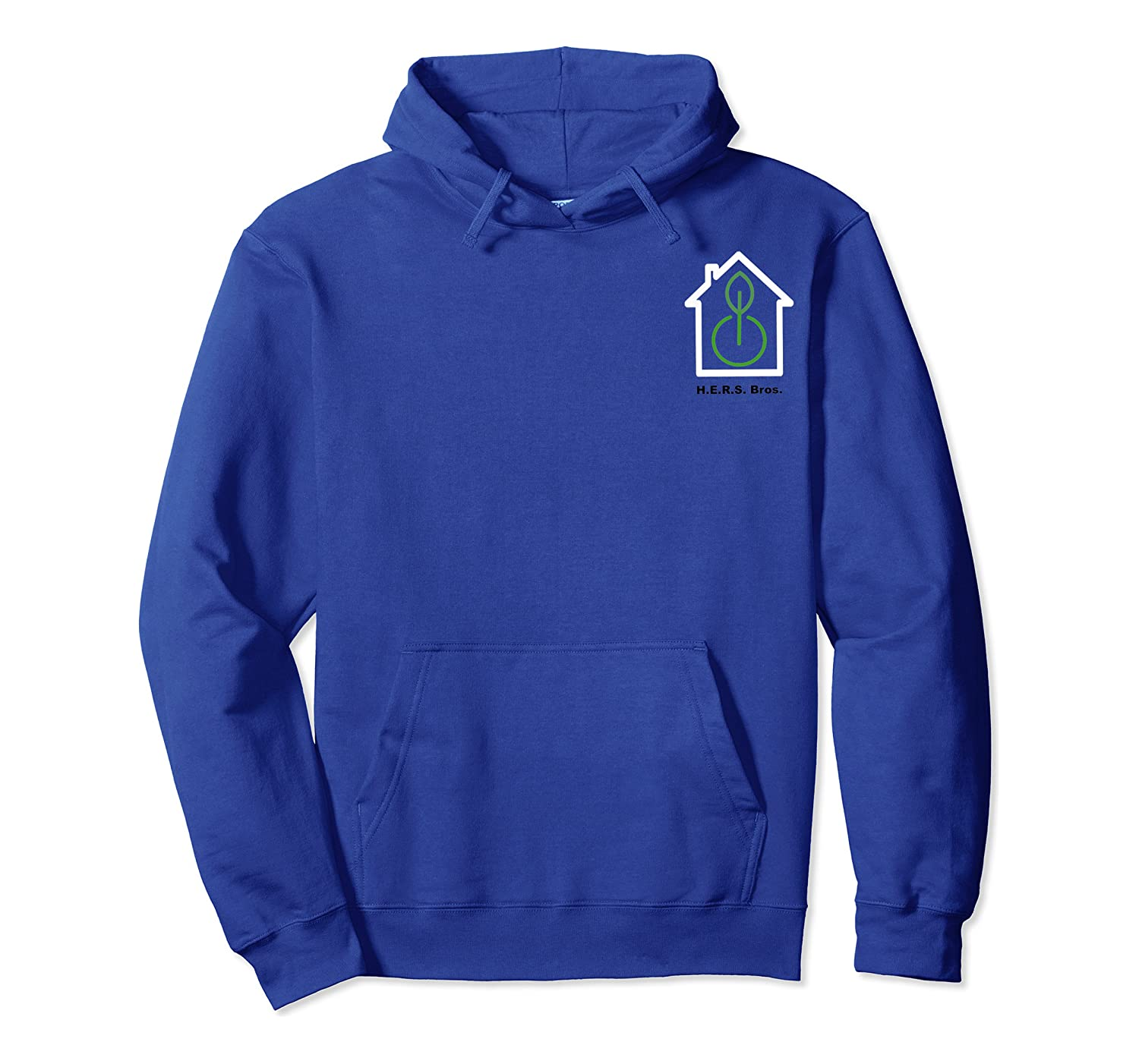S Hers Bros Home Energy Rating System T-shirt Unisex Pullover Hoodie