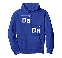 Breaking Dada T-shirt Hoodie Royal Blue