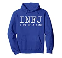 One Of A Kind Unique Personality Type Introvert Shirts Hoodie Royal Blue