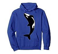 Killer Whale. Orca Killer Whale Shirt. Killer Whale Gifts T-shirt Hoodie Royal Blue