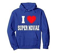 Love Super Novae Shirts Hoodie Royal Blue