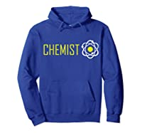 Scientist Chemis, March For Science Atom Protest Shirts Hoodie Royal Blue