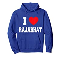 Love Rajarhat Shirts Hoodie Royal Blue