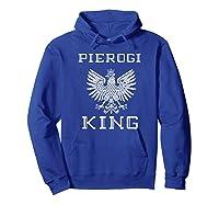 Pierogi King 2 Shirts Hoodie Royal Blue