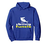 S Skiing Funcle Shirts Uncle Ski Gifts Definition For S Tee Hoodie Royal Blue