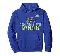 Gardening Flower Garden Gift For Gardener Shirts Hoodie Royal Blue