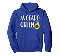 Themed Gift Girls Funny Queen Shirts Hoodie Royal Blue