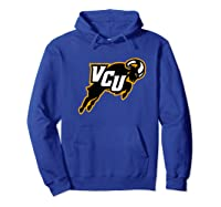 Virginia Commonwealth University Rams Vcu Ppvcu07 Shirts Hoodie Royal Blue
