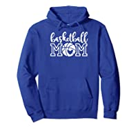 Basketball Mom For Mom | Basketball Mom Premium T-shirt Hoodie Royal Blue