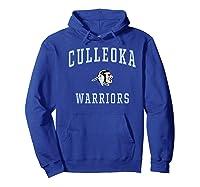 Culleoka High School Warriors Shirts Hoodie Royal Blue