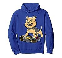 Airedale Terrier Gamer Gaming Videogames Kawaii Gift T-shirt Hoodie Royal Blue