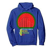 International Mother Language Day Bangladeshi Hero Gift Shirts Hoodie Royal Blue