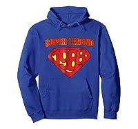 Super Legend 1988 Comic Hero - T-shirt Hoodie Royal Blue