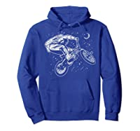 Astro Bike Astronaut Bmx Geschenk Shirts Hoodie Royal Blue