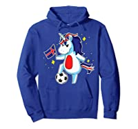 Soccer Unicorn Iceland Design Iceland Football Gift Shirts Hoodie Royal Blue