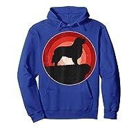 Bernese Mountain Dog Gifts Shirt For & T-shirt Hoodie Royal Blue