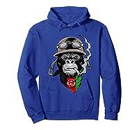 Afghanistan Afghans Shirts Hoodie Royal Blue