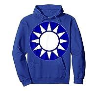 Taiwan Flag Kuomintang Symbol Shirts Hoodie Royal Blue