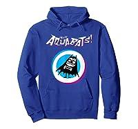 The Aquabats Logo Merchandise Shirts Hoodie Royal Blue