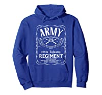 506th Infantry Regi Shirts Hoodie Royal Blue