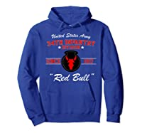 34th Infantry Division Shirts Hoodie Royal Blue
