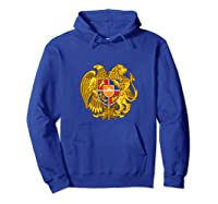 Aria Coat Of Arms Emblem On Shirts For & Tank Top Hoodie Royal Blue