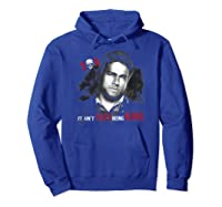 Sons Of Anarchy Jax Being King Shirts Hoodie Royal Blue