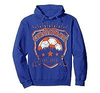 Vintage Cincinnati Soccer Sport Fan Gift Idea Fc 513 Shirts Hoodie Royal Blue