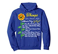 5 Things You Should Know About My Gigi Mother's Day Gift Shirts Hoodie Royal Blue