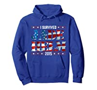 Jade Helm 15 Conspiracy Theories T Shirt Usa Army Political Hoodie Royal Blue