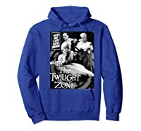 Twilight Zone About To Enter Another Dision Shirts Hoodie Royal Blue