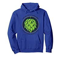 I\\\'m Silently Judging Your Beer Selection Funny Craft Beer T-shirt Hoodie Royal Blue