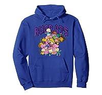 Rugrats Nick Rewind T-shirt Hoodie Royal Blue