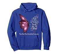 Am The Storm Hereditary Hemochromatosis Awareness Shirts Hoodie Royal Blue