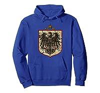 German Imperial Eagle Shirts Hoodie Royal Blue