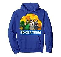 Booba Team Friendship Cheese For Girls Birthday Gift Shirts Hoodie Royal Blue