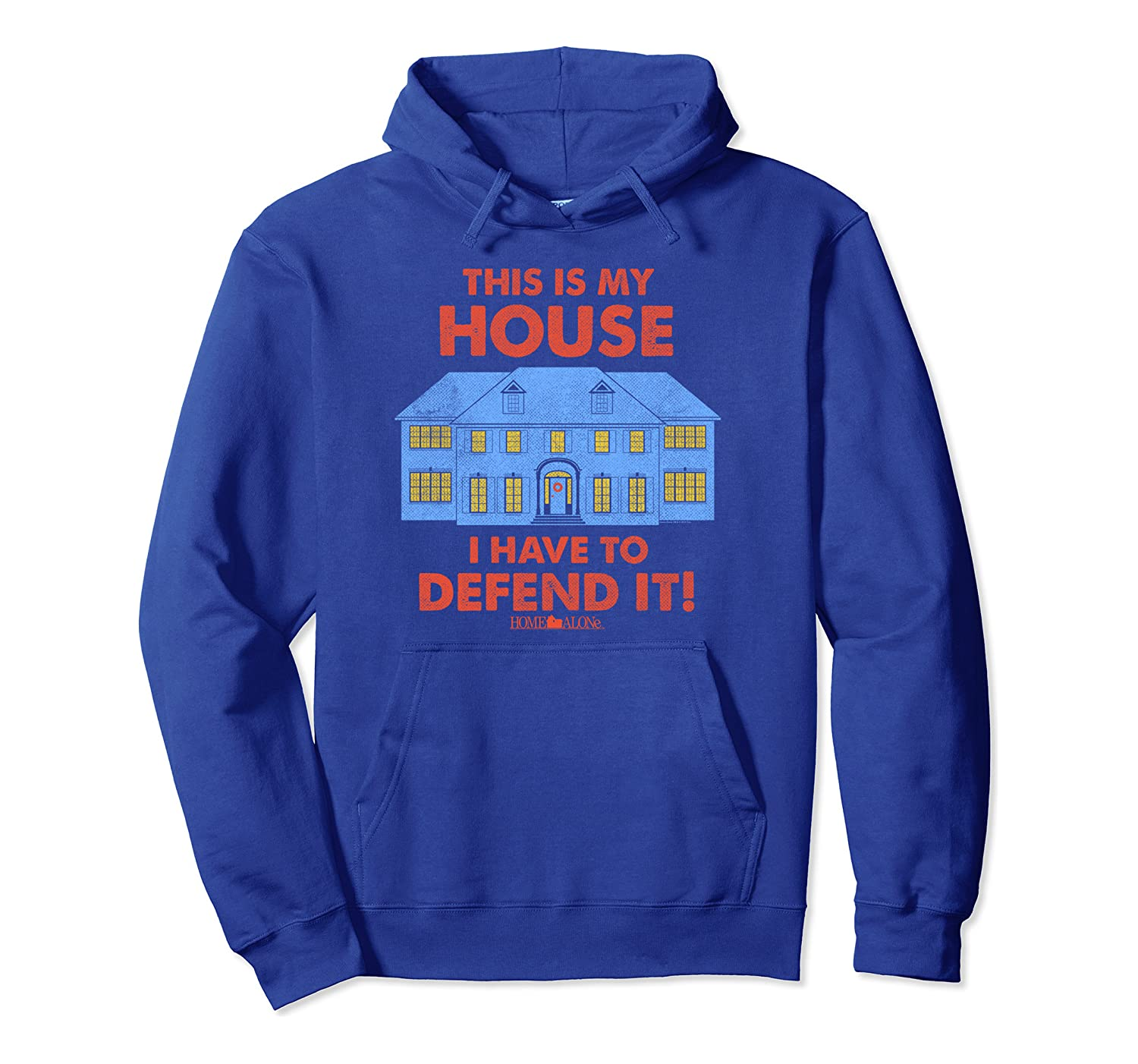 Home Alone My House Pullover Hoodie Pullover Hoodie