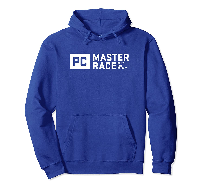 PC Master Race Built Not Bought Glorious Sweatshirt
