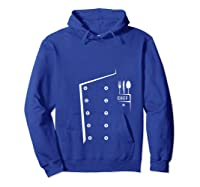 Chef Cooking Funny Culinary Chefs Gifts Shirts Hoodie Royal Blue