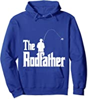 The Rodfather Is On The River This Christmas T-shirt Hoodie Royal Blue