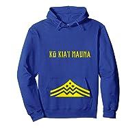 Ku Kiai Mauna Protect Defend Kanaka Maoli Kea Gift Shirts Hoodie Royal Blue