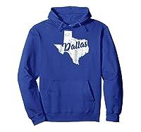 Dallas Texas Texan Native State Pride Gift Raglan Baseball Ts Shirts Hoodie Royal Blue