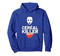 Halloween Inspired Design For Horror Lovers Shirts Hoodie Royal Blue