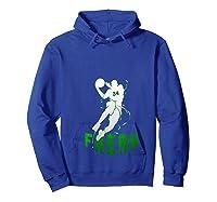 Gift For Milwaukee Basketball Bucks Freak 34 Player Shirts Hoodie Royal Blue