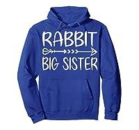Cute Rabbit Big Sister Shirt I M Going To Be A Big Sister T Shirt Hoodie Royal Blue